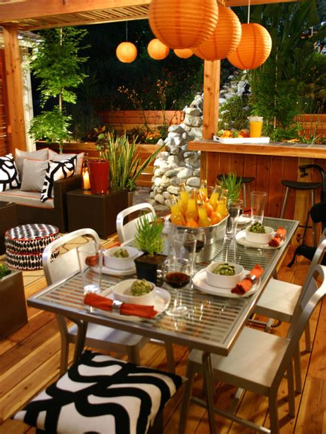 outdoor table setting table settings for outdoor entertaining entertaining