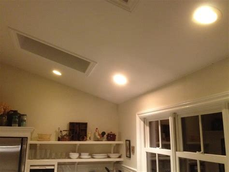Can Lights For Vaulted Ceilings Need To Upgrade Recessed Lights In My Vaulted Ceiling
