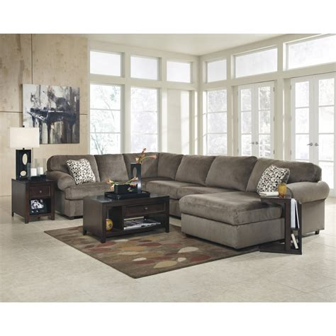 jessa sectional signature design sectionals jessa place 39802 3 pc sectional stationary from trends furniture