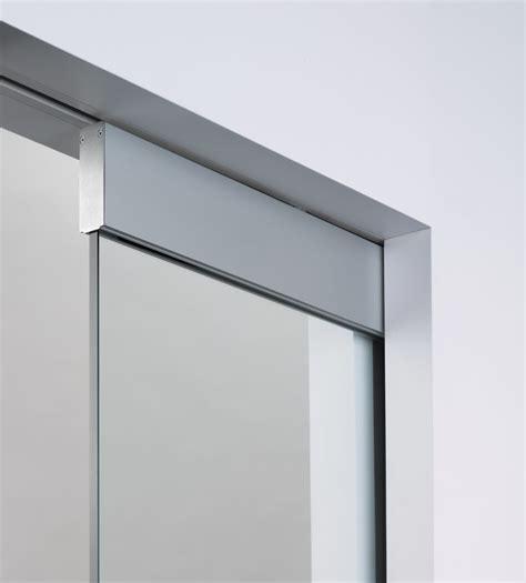 glass pocket doors glass architrave free portman