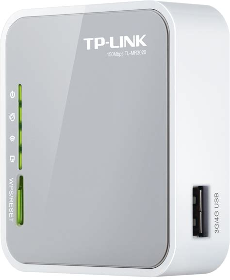 Router Wifi Kecil jual tp link 3g wireless n router tl mr3020 router consumer wireless murah tp link