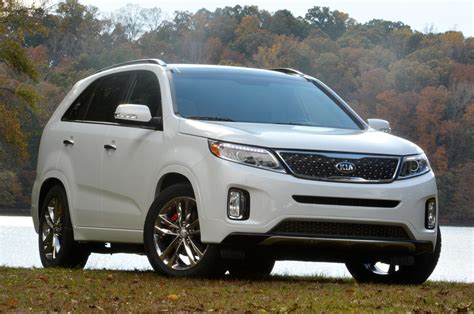 2014 Kia Review 2014 Kia Sorento Review Photo Gallery Autoblog