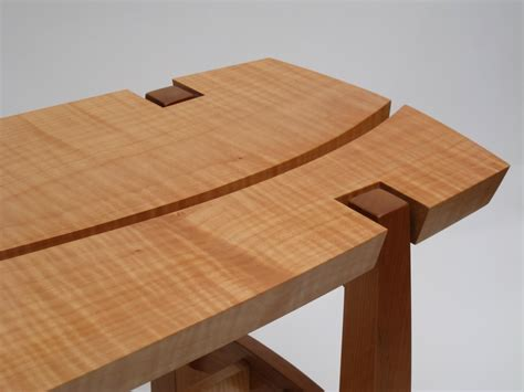 cherry bench furniture for sale curly maple and cherry bench artsyhome