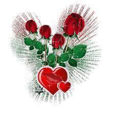 imagenes de amor que se mueven y brillan imagenes de flores que se mueven y brillan