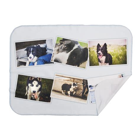Personalized Beds Pet Pet Pet Product by Personalized Blankets Custom Blankets For Pets
