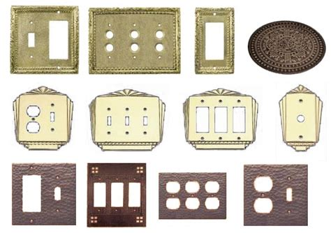 vintage light switch plate covers antique hardware a vintagehardware com blog