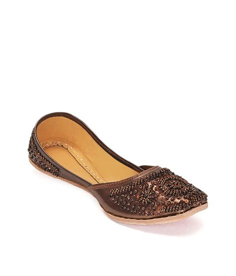 C 328 Footwear Color Brown Size 36 40 paduki brown ethnic footwear buy s ethnic sandals snapdeal