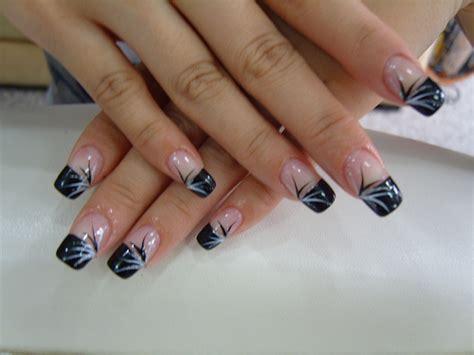 black nail art designs black nail art designs nailspedia