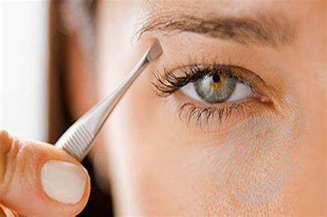 cara membuat alis tanpa harus dicukur tips til cantik tanpa make up