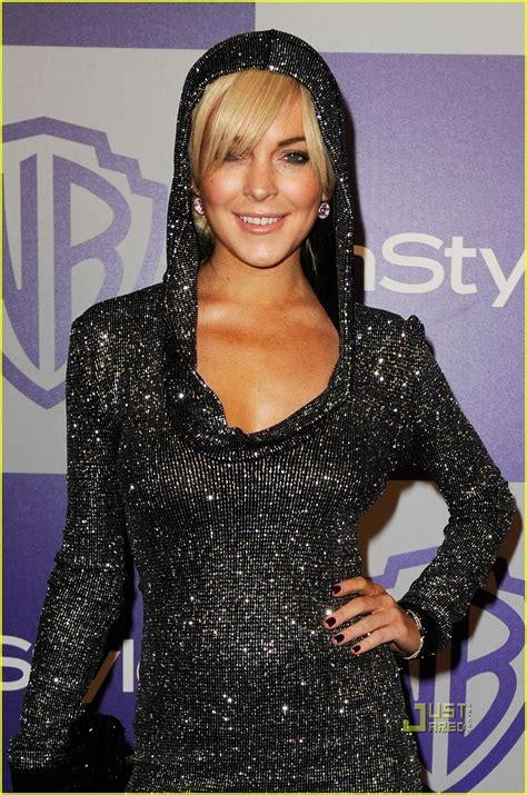 Lindsay Lohan Golden by Sized Photo Of Lindsay Lohan Golden Globes 2010 After