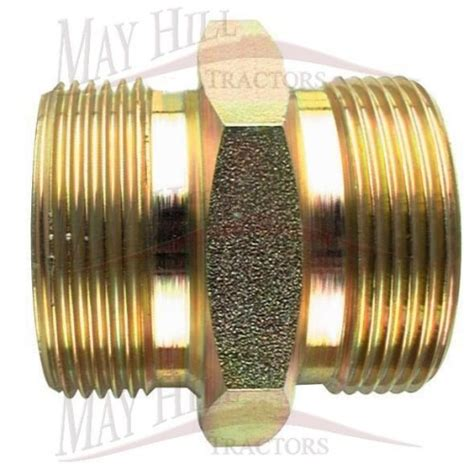 Hydraulic Adaptor hydraulic adaptor 1 2 quot bsp 1 2 quot bsp