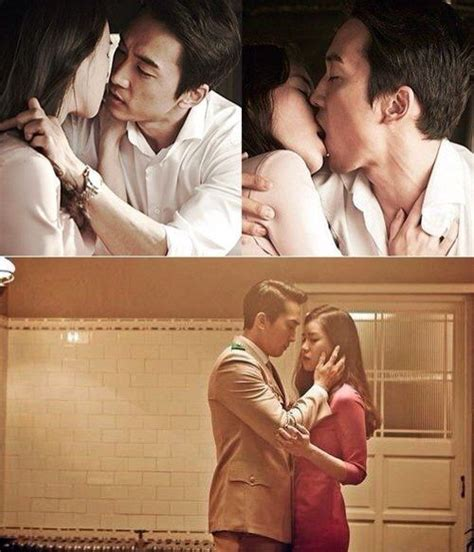 obsessed film actors song seung hun with lim ji yeon in quot obsessed quot movie song