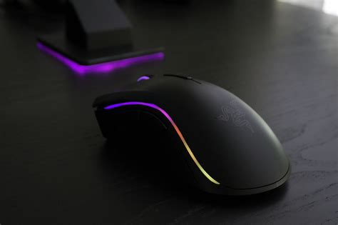 Mouse Razer Mamba Chroma razer mamba wireless gaming mouse review ign