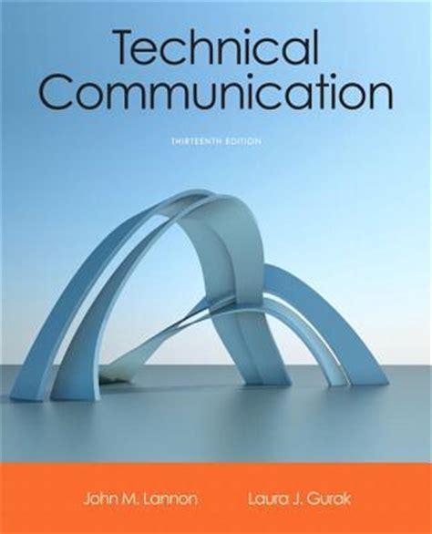 technical communication technical communication books a la carte edition m