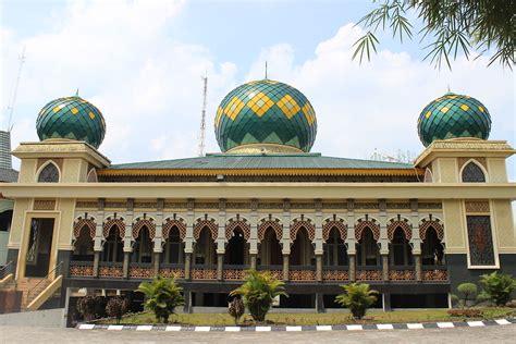 masjid ar rahman wikipedia bahasa indonesia