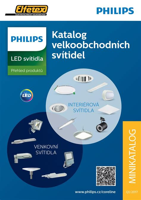 Katalog Lu Philips Led philips led katalog svitidla cz elfetex 2017 by elfetex