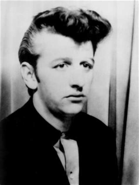 ringo starr early teenager photos – the beatles