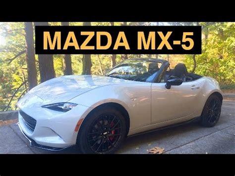 2016 mazda mx 5 miata review best drivers car under $50k
