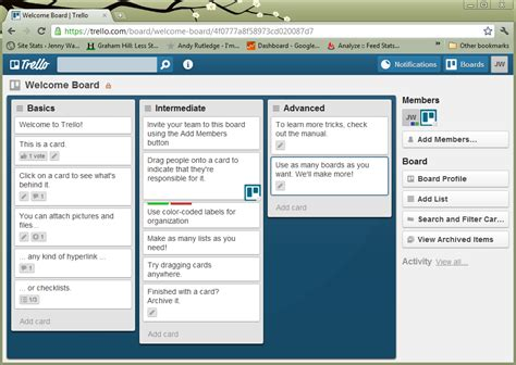 getting organized with trello jenny watson technical