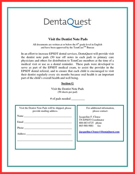 surgery note template dentist doctors note resume format