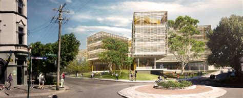 One Year Mba Sydney by Abercrombie Precinct Stage 1 Surface Design Sydney