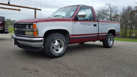 chevrolet gmc full size gas pick ups 88 98 c k classics 99 00 haynes repair manual chevrolet c k pickup 1500 1988 for sale 1gcdc14k0jz137060 1988 chevrolet c1500 silverado short