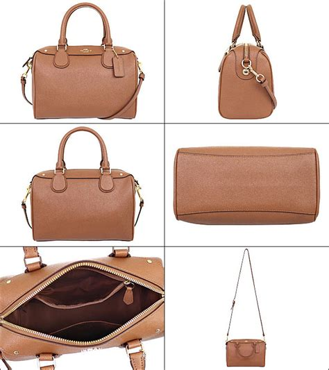 Coach F57521 Mini Bennet Mauve 1 coach coach mini crossgrain saddle f57521