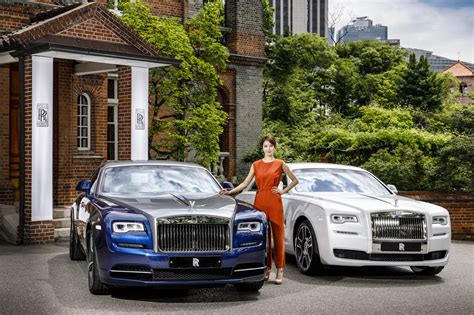 royal royce price rolls royce crafts special edition ghost and wraith for