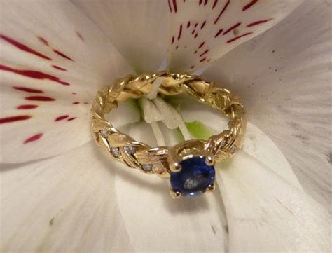 Handcrafted Engagement Ring - engagement rings