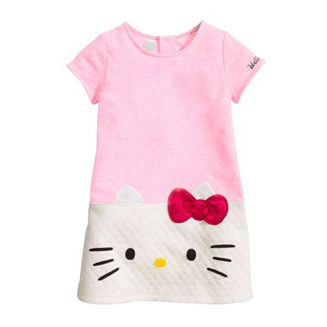 Dress Baby Mungil Hello 6 color hello dresses for clothes baby dress dress for princess