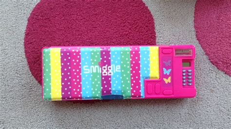 Smiggle Pop Out Pencil reviewing my smiggle best pop out pencil