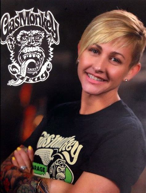 Christie On Gas Monkey Garage by 17 Best Images About Christie Brimberry On
