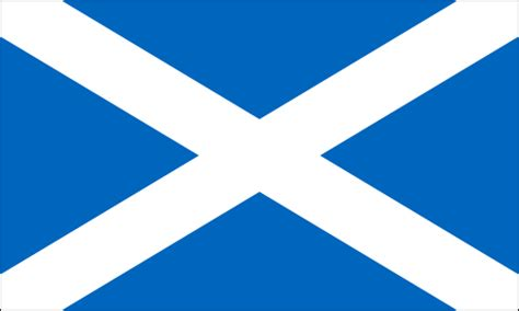 flags of the world with crosses scotland blue w white cross 36 quot x60 quot flag