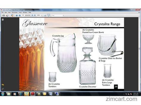 Table Charm Kitchenware Harare   Zimbabwe Classifieds