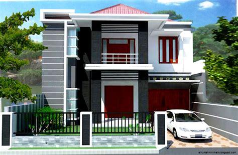 contoh rumah modern minimalis design rumah minimalis