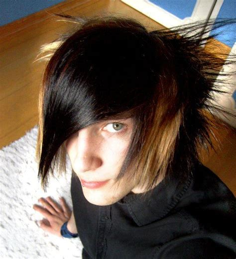 emo hair cuts front to back emo hair cuts front to back short layered brown hair