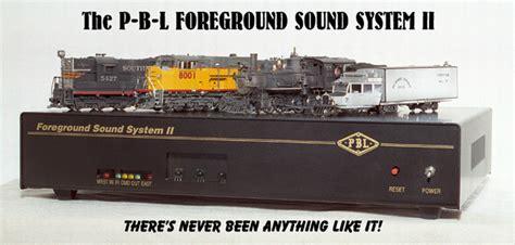 Model Railroad Sounds