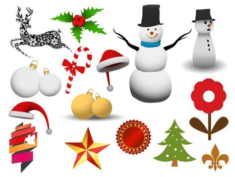 christmas adornment vector design 01 vector christmas