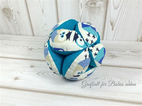 greifball fuer babies naehen sewing baby sewing baby
