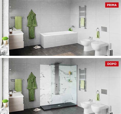 vasca da bagno in doccia trasformazione vasca in doccia remail conti orazio