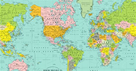 map world every single name on this entrancing map is a