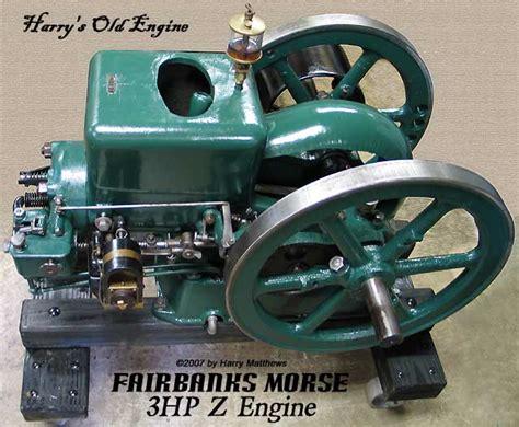 z engine fairbanks morse kerosene engines