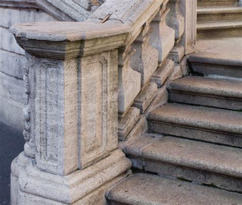 treppengeländer selber bauen gemauert design treppe