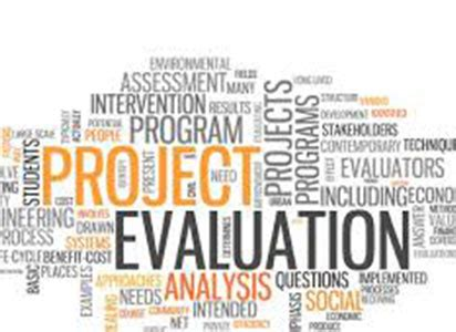 project evaluation the process of project evaluations features the