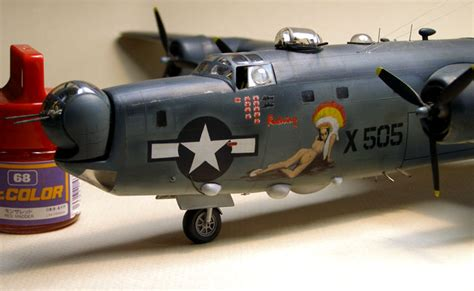 Minicraft Pb4y 1 Usn With 2 Marking Options Model Kit 1144 Scale pb4y 2 privateer by tetsuro matsuo matchbox 1 72