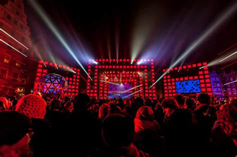 new year stage aram event engineering new year s stage in poland