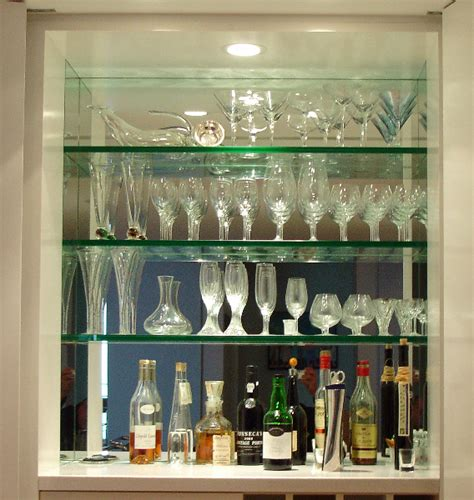 Custom Home Bar Mirrors   Binswanger Glass