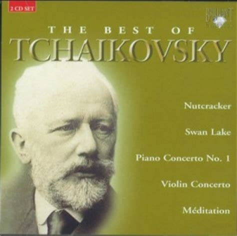 the best of tchaikovsky the best of tchaikovsky 2 cd set piano russian and