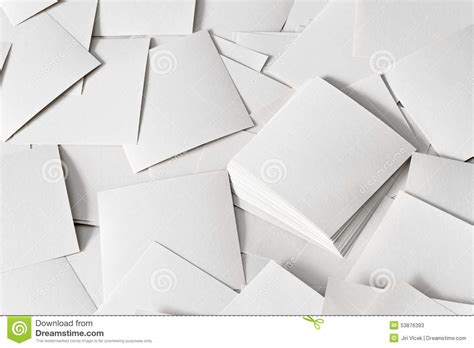 How Many Times Can A Of Paper Be Folded - scattered papers stock photo image 53876393
