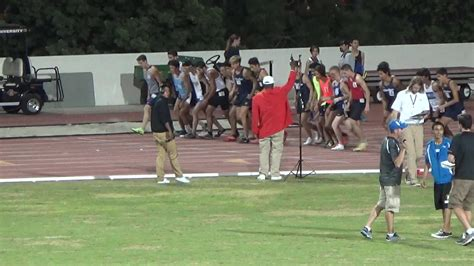San Marcos Section 8 by Csu San Marcos Track And Field And Cross Country San